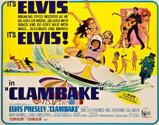 Elvis Presley in Clambake