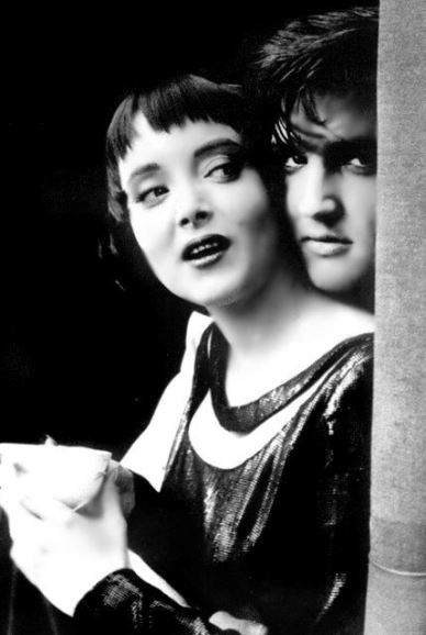 Elvis and Carolyn Jones King Creole