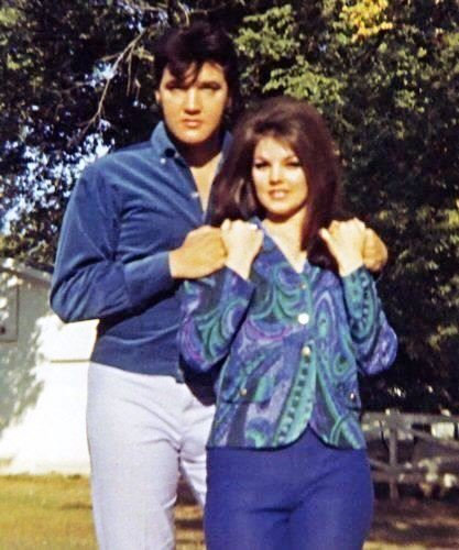 Elvis and Priscilla 2