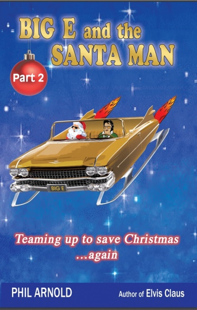 Cover BIG E and the SANTA MAN - Part 2