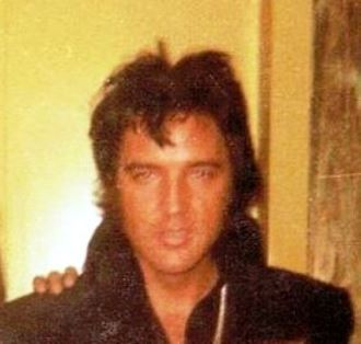 Handsome Elvis August 1973