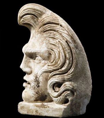 1,800 Year-Old Roman Bust