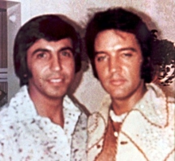Dr. Elias Ghanem and Elvis