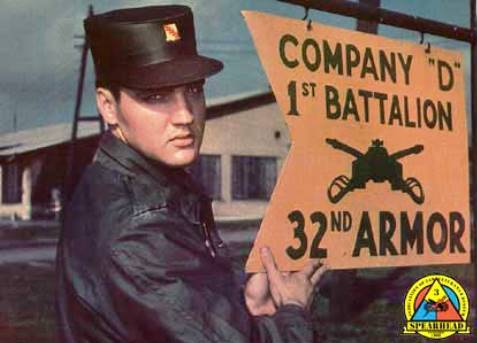 Elvis Company D 80th Battallion