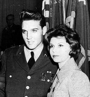 Elvis With Nancy Sinatra