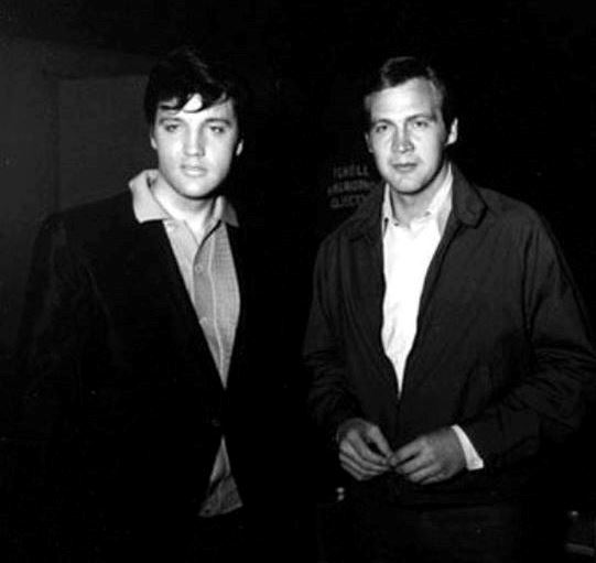 Elvis and Lee Majors