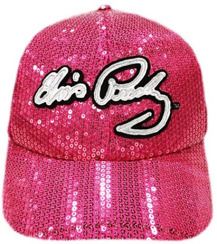 ELVIS PRESLEY SIGNATURE SEQUIN CAP