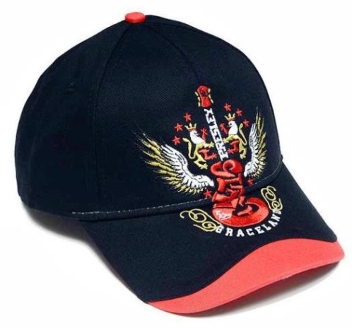 ELVIS PRESLEY THE KING GUITAR WINGS CAP