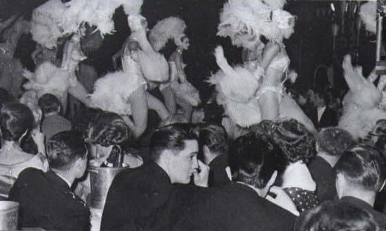 Elvis at Lido club Paris