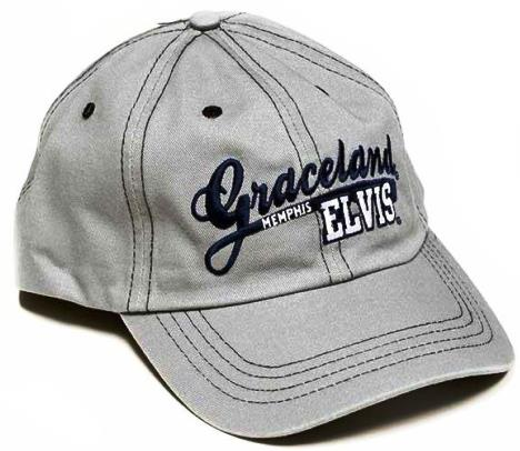 GRACELAND ATHLETIC GRAY CAP