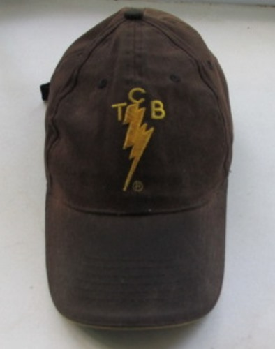 My Old TCB Cap