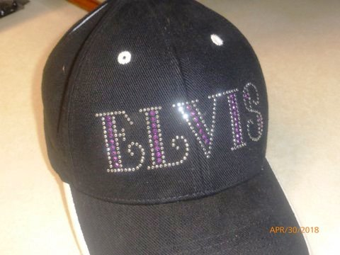 Kelly Sent in a Cool Elvis baseball hat.