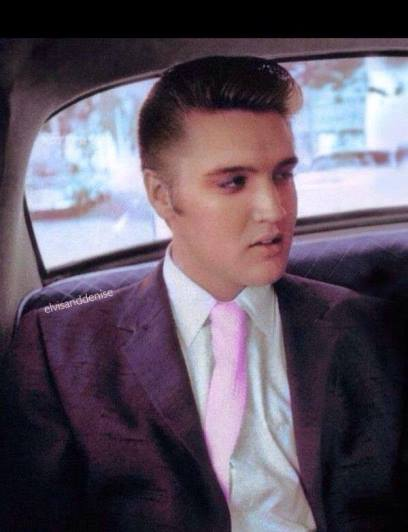 Closest Haircut On Elvis