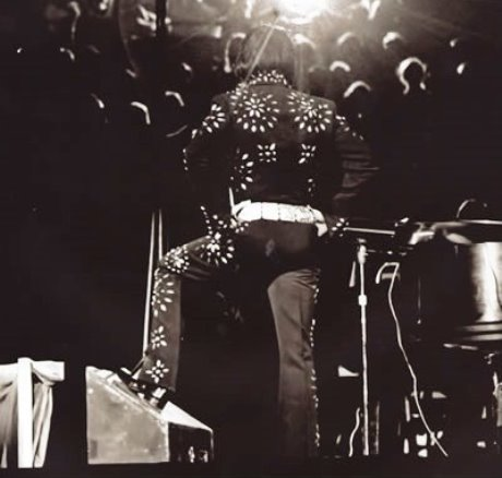 Elvis Presley Boston Garden November 10, 1971 8.30 pm Boston, MA.