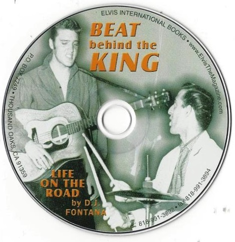 DJ Fontana - Life on the Road CD