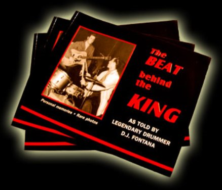 DJ Fontana book - The Beat Behind the King