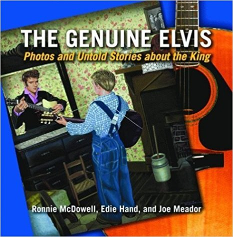 Genuine Elvis by Ronnie McDowell