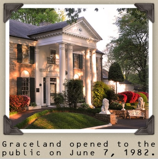 Graceland Opened on June 6, 1982