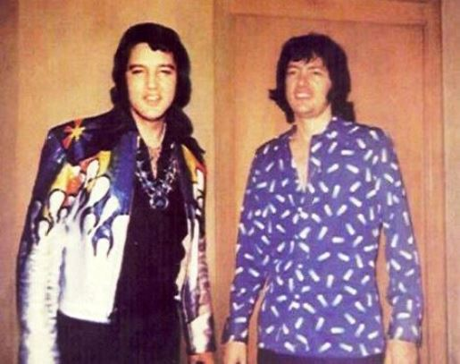 Elvis and Sean Shaver