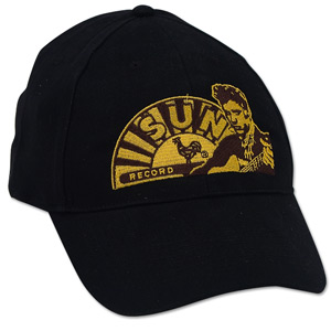 Sun Records Black Cap