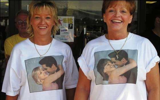Tailor-made Elvis T-Shirts