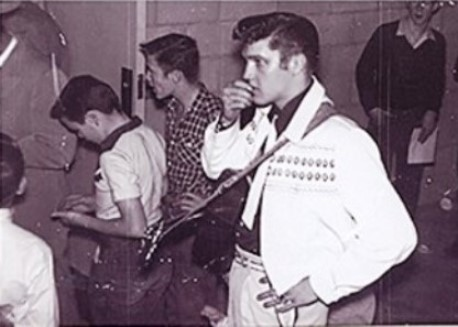 Young Elvis is Cool jacket
