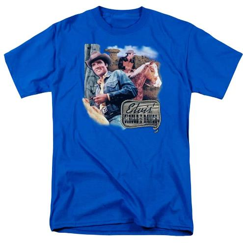 allposters.com Circle G Ranch Elvis T-shirt