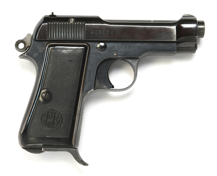 Elvis Presley - 1942 Beretta Model M1934 9mm Corto Caliber Pistol