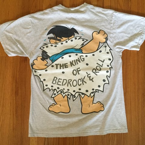 Fred Flintstone Elvis T-shirt - Back