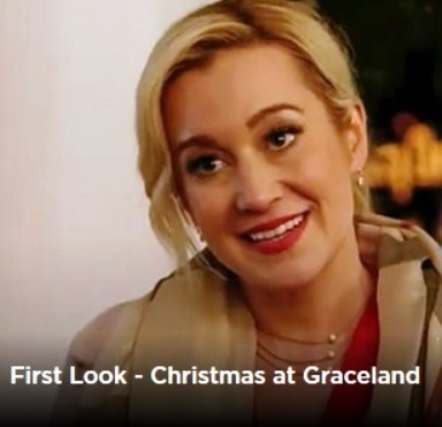 Kellie Pickler in Christmas at Graceland