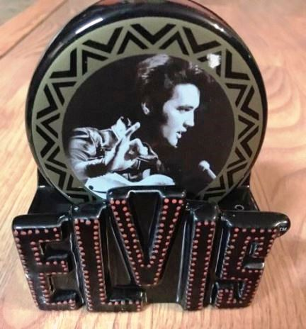 Elvis Presley Salt and Pepper Shaker Set