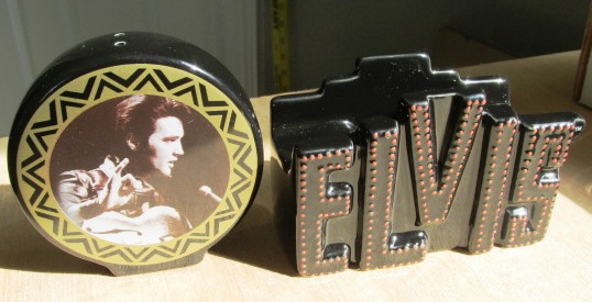 Elvis Presley Salt and Pepper Shakers