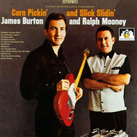 James Burton - Corn Pickin' and Slick Slidin'