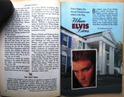 Where Elvis Lived