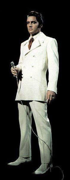 Elvis - 68 Comeback White Suit