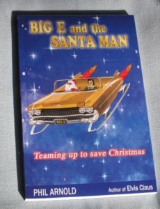 My Book -- BIG E and the SANTA MAN