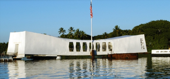 USS Arizona War Memorial Finished