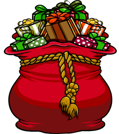 Santa's Sack of Presents