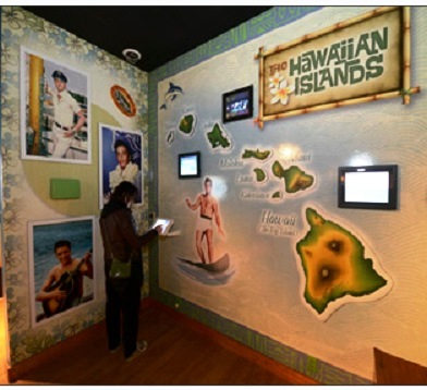 Elvis' Hawaii Exhibit