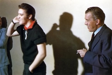 Elvis and Ed Sullivan