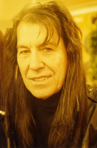 Link Wray in 1993