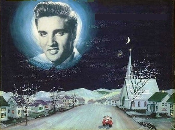 Merry Christmas to Everyone in ElvisWorld