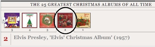 25 Greatest Christmas Albums of All Time
