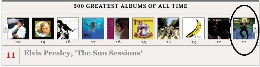 500 Greatest Albums of All Time