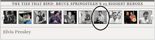 Bruce Springsteens Biggest Heroes
