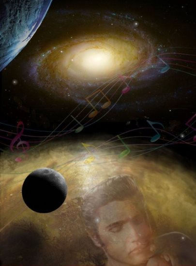 Elvis and Planets