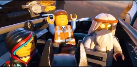 Minifig Characters from The LEGO Movie