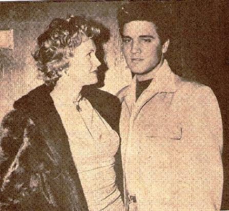 Elvis and May Mann - King Creole