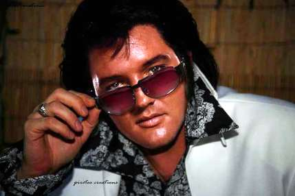 Elvis - an earned form of individuality