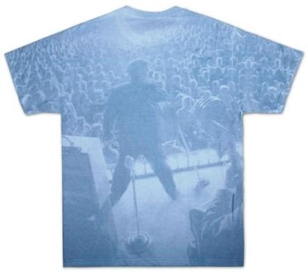 Elvis Crowd Pleaser T-shirt - Back